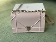 Dior Diorama Bag- Light Pink With Silver Hardware Never Been Used With Receipt