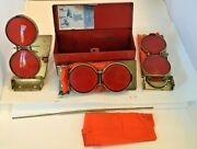 Grote Reflector Flare Kit Original And Excellent Vintage Trucking Accessory