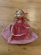 Storybook Nancy Ann Doll Western Vintage Doll Collectibles