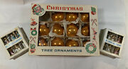 A Few Vintage Christmas Decorations 1950s-poland And Hong Kong