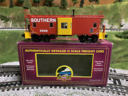 ✅mth Premier Southern Railway Bay Window Caboose 20-91045 For Diesel Engine