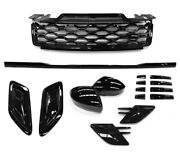 Range Rover Sport 2018 Onwards - And039black Pack Editionand039 6pc Trim Upgrade Kit