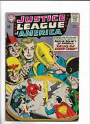 Justice League Of America29 Vg+/f Star Man Silver Age App. Key Issue