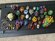 Mighty Max Toy Huge Lot Several Complete. Good Condition.