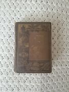 The Story Of The Bible By Charles Foster - Antique - 1884