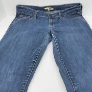 Old Navy The Diva Jeans Size 8 Long Stretch Skinny Leg Medium Wash Womans 32x32