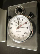 New Old Stock Hanhart Ref 135.0101-00 Double Hand Timer With Trail Hand ,germany