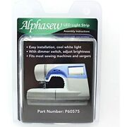Alphasew 18-bulb Led Light Strip Kit Sewing Machines Andamp Sergers