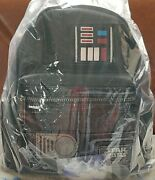 Loungefly Darth Vader Mini Backpack Star Wars Collab Rucksack From Japan B01151