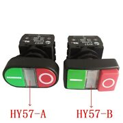 Kedu Hy57 Pushbutton Switches For Magnetic Drill Self-locking 4-terminals 12/18a
