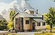 Piko 62042 G Scale Rosenbach Engine Shed Kit