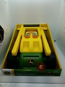 Tomy Johny Tractor And Friends John Deere Toy Lawn Mower