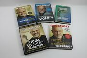 Lot Of 5 Dave Ramsey Books Total Money Makeover Book Workbook Guide To Money