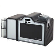 Hid Hdp5000 Id Card Printer System Open Box