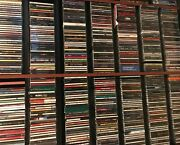 Updated You Pick Cd Lot - Massive Oldies, Rock, Beach Boys, Imports, Bootlegs_l1