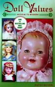 Doll Values Antique To Modern Patsy Moyer 1997