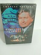 Family Of Cops 3 Death Wish The Face Of Death Charles Bronson New 2 Dvd