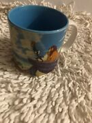 Disney Store The Lion King Coffee Mug Cup Made In Japan Vintage