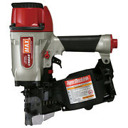 Max Cn665 2-1/2 In. X 0.131 In. Superdecking Adjustable Coil Decking Nailer New