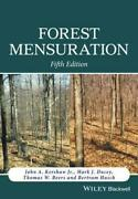 Forest Mensuration By John A. Kershaw Mark J. Ducey Thomas W. Beers Bertra...