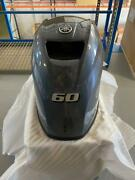 Yamaha Outboard 2013 And Newer F60lb Top Cowling Assembly 6c5-42610-51-00