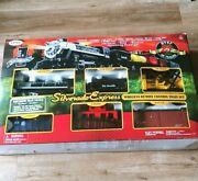Eztec Silverado Express Wireless Remote Control Train Set Used Tested And Works