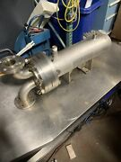 Allegheny Bradford Stainless Steel Shell And Tube Heat Exchanger 150psi @ 375f