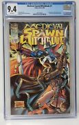 Medieval Spawn/witchblade Issue 1 Image Comics 1995 Cgc Graded 9.4 Comic Book
