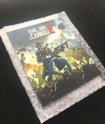 Strictly Limited Games Official Aluminium Art Plate - Guns Gore And Cannoli 2