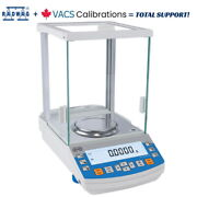 Radwag Model As220.r2 Plus, 220g X 0.1mg, Sold By Vacs Calibrations Canada
