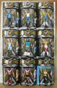 Wwe Classic Superstars Series 23 Set Dudley Van Dam Storm Hawk Animal Lod Kidman