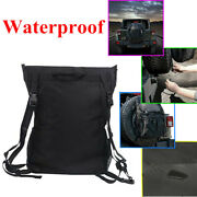 Off-road Vehicle Car Suvs Tyre Hanging Bags Protector Tire Storage Package Cover