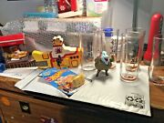 Beatles Yellow Submarine- Assorted Items 2 Sealed Others Used With Some Wear