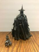 2004 Lotr The Return Of The Kings Morgul Lord Witch-king By Toybiz