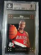 2007-08 Topps Greg Oden Rookie Card 111