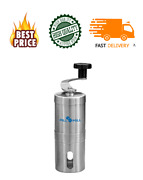 Pill Mill Pill Crusher Crushes Multiple Tablets Fine Powder Metal Pill Grinder