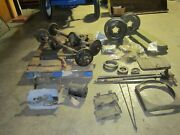 Military Jeep Parts