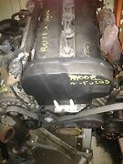 Engine Motor 2000-04 Ford Focus Zts Escape Tribute Dohc 2.0l 4 Cyl