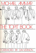 The Topit Book By Michael Ammar-1st Ed-plans Routine-magic Close-up Stage Trick