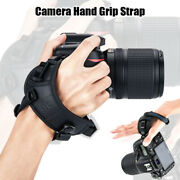 Camera Hand Grip Strap Quick Release Dslr Wrist For Sony Nikon Canon Olympus Kit