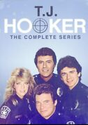 T.j. Hooker The Complete Series
