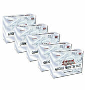 Yugioh Ghosts From The Past Sealed Display Box 5 Mini-boxes In Hand