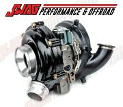 Performance Turbocharger With Black Powder Coated Housing For '17-19 6.7l Ford