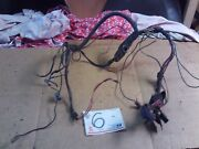 1977 1978 1979 1981 Firebird Trans Am Project Engine Wire Wiring Harness V8 6.6