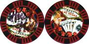 Goodfellas Wiseguy Henry Hill Autographed Las Vegas Commemorative Poker Chip
