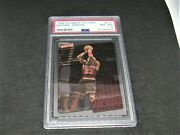 Jordan 1999 Ultimate Victory Psa8 Rare Only 5 Graded Total Only One Nicer