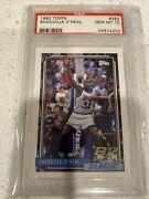1992 Topps Shaquille O'neal Psa 10 🏀 Rookie Magic Lakers