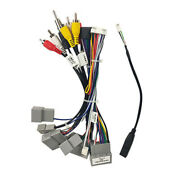 1pcs 16pin Car Stereo Radio Wire Harness Connector For Honda Civic Crv Breeze