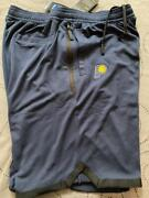 Nike Indiana Pacers Nba Basketball Shorts Size L Or Xlt Men
