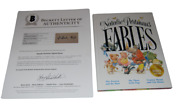Natalie Portman Signed Autographed Fables 1st Edition Book Beckett Loa A48494
